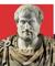 bust of Aristotle