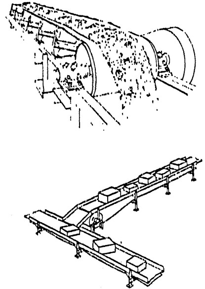 Safety Code for CONVEYORS CABLEWAYS AND RELATED EQUIPMENT on ups printing, ups machine, ups warehouse inside of, ups container, ups electrical, ups box, ups facility,