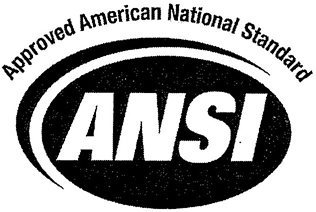 american national standard occupational and educational personal eye