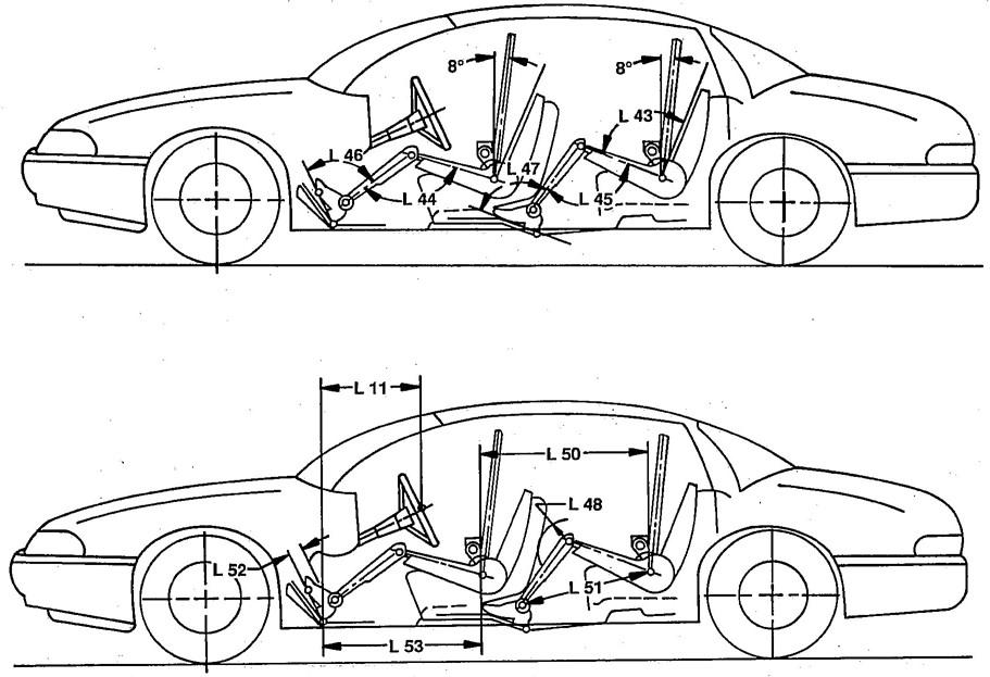 Figure 10 Interior Dimensions Length