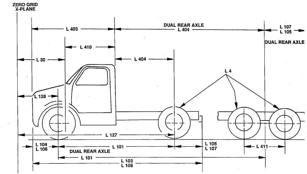 kenworth truck suspension diagram